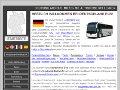 Autobusvermietung in Deutschland
