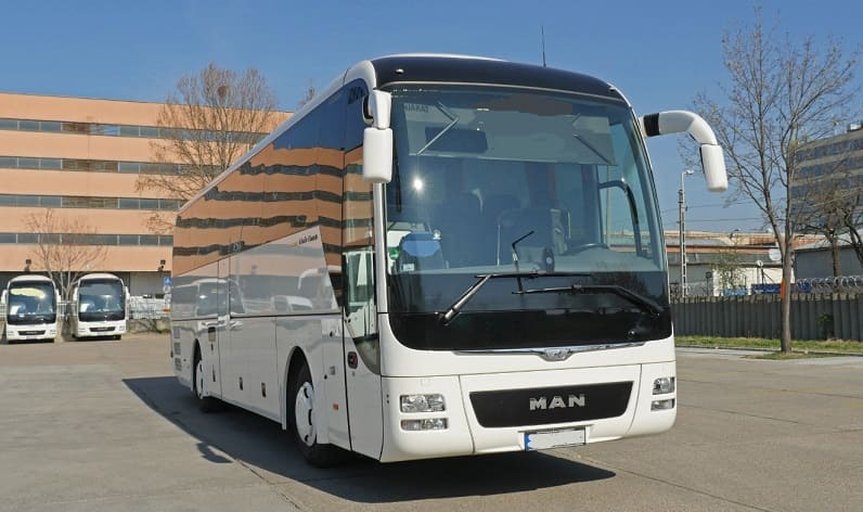 Germany: Bus rental in Spremberg, Brandenburg