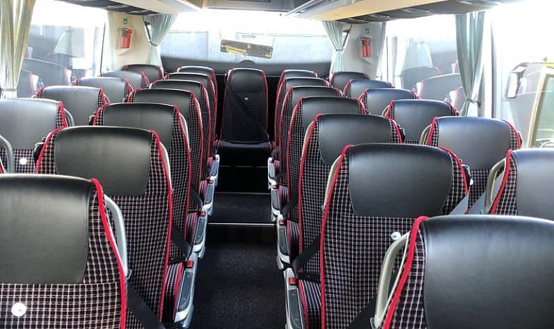 Brandenburg: Coach booking in Brandenburg, Germany