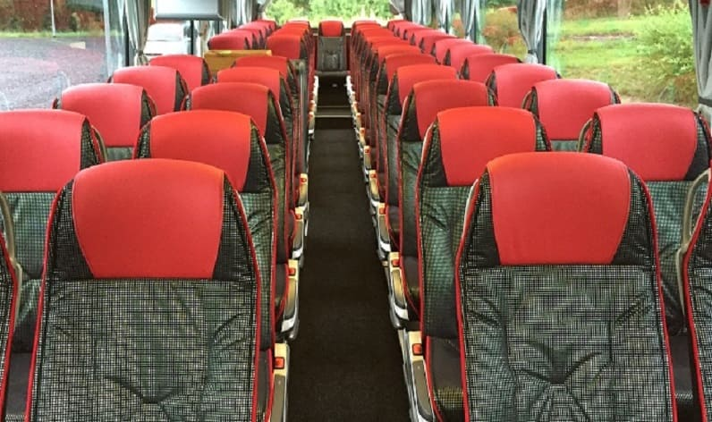 Brandenburg: Coaches rent in Brandenburg, Germany